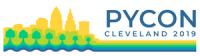 Pycon 2019 logo